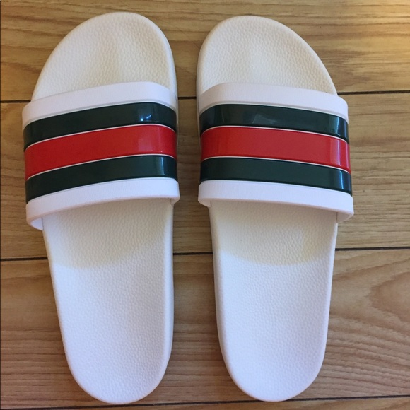 59aa74a154f20 Gucci Other - Gucci flip flops men s size EURO 45
